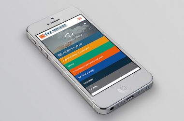 Dataservices sito mobile