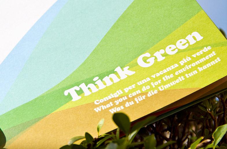 Scopri Think Green, il progetto di Ecomarketing studiato per Marina di Venezia.