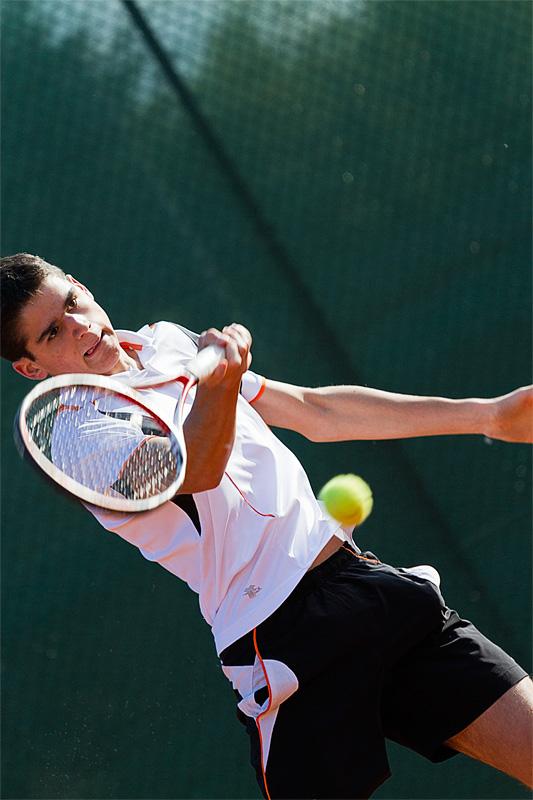 Tennis ai Canottieri Padova | Sinfonia