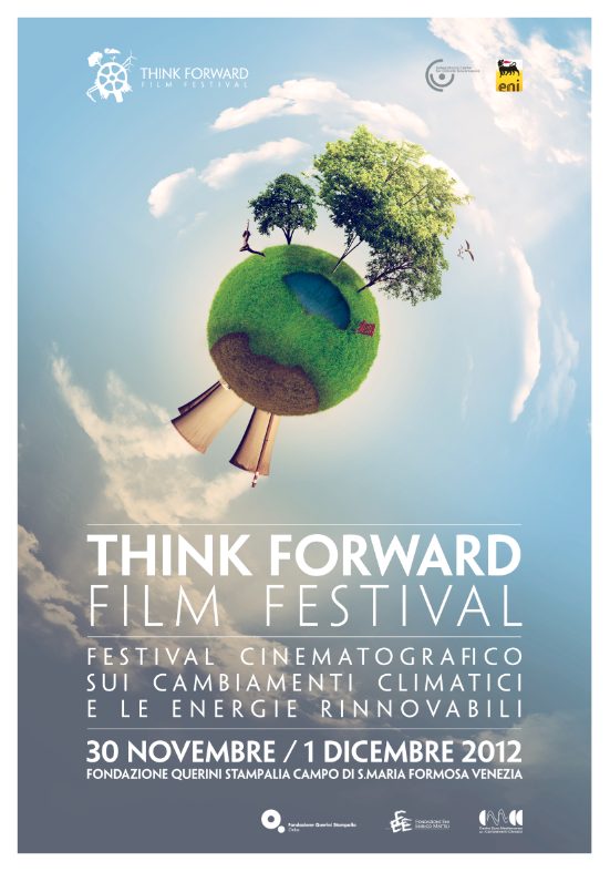 Come nasce l'immagine di un evento culturale: Think Forward Film Festival