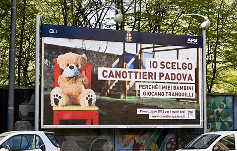 Io scelgo Canottieri: on air la nuova campagna del circolo sportivo più antico di Padova