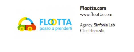Flootta - Premio WWW 2012
