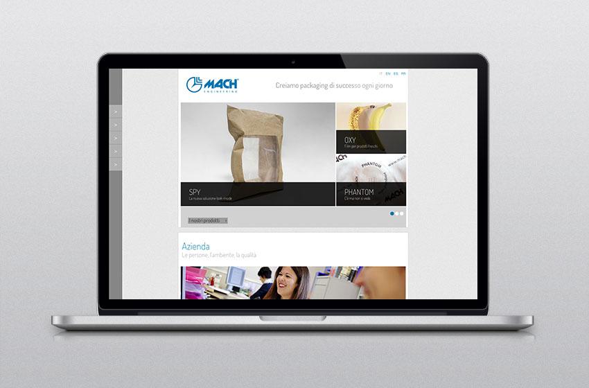 Mach sito web