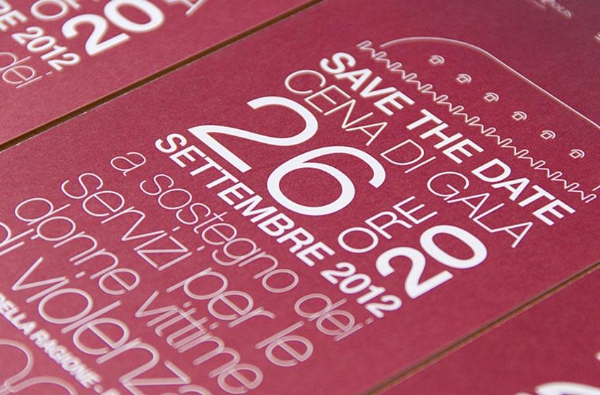 cena di gala 2012 invito