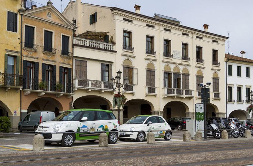 Livree auto car sharing