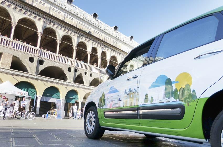 Livree Car Sharing Padova