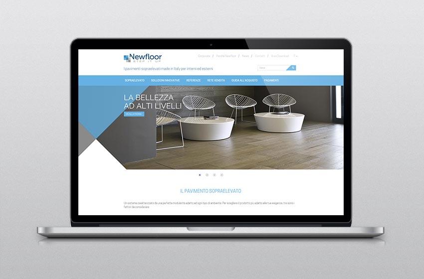 Newfloor web site