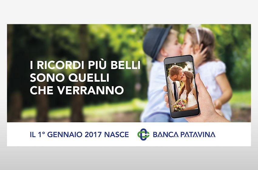 Manifesto Banca Patavina