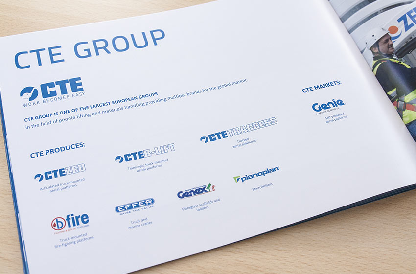 CTE company profile