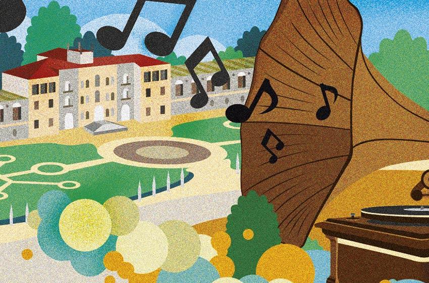 Illustrazione Piazzola sul Brenta