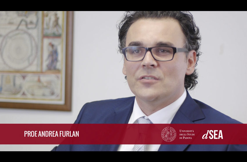 video dipartimento economia Unipd
