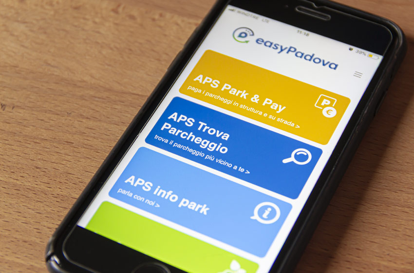 EasyPadova App di APS